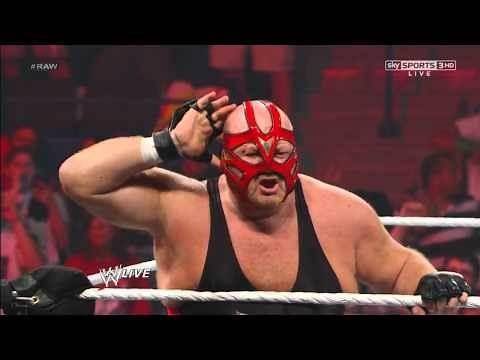 Vader Returns - WWE RAW 12.06.2012