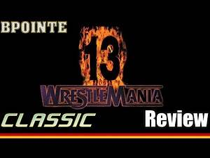 5 Star Submission Classic! 🤼 WWE WrestleMania 13 Review - Podcast Classic #48 (Deutsch)