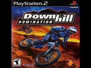 Downhill Domination underrated PS2 game PCSX2 gaming 60 FPS (Windows)