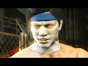 Mortal Kombat XL - Michael Myers Liu Kang PC Mod Performs Intro Dialogues Vs All Characters