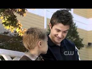"""One Tree Hill - 9x09 - Clay/Logan: """"He got really really sad when she died."""""""