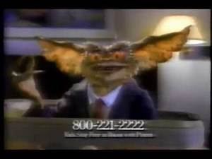 Gremlins 2: The New Batch Hotel Promotional Tie-In (1990) (windowboxed)