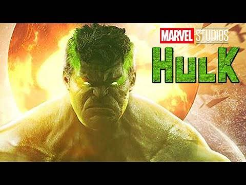 New Marvel Hulk Casting Announcement - Red Hulk and Avengers Phase 4 Movies Easter Eggs