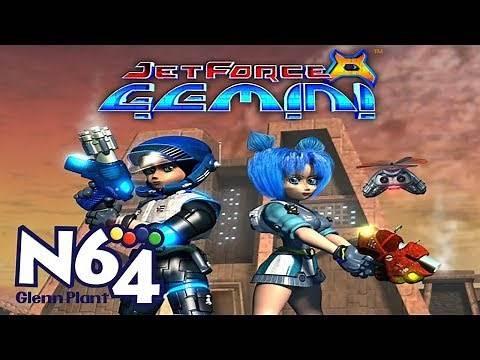 Jet Force Gemini - Nintendo 64 Review - HD