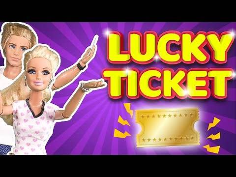 Barbie - The Lucky Ticket | Ep.116