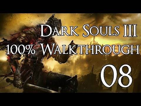 Dark Souls 3 - Walkthrough Part 8: Crystal Sage
