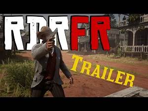 Red Dead Redemption First Response - Official Trailer