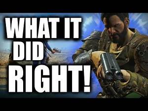 5 Things Fallout 4 did RIGHT!