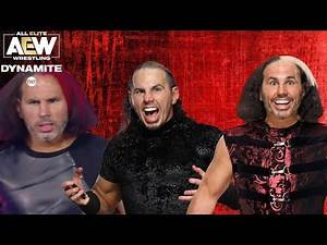 The Three Faces Of Matt Hardy (AEW in-ring debut, 05/06/20)ᴴᴰ
