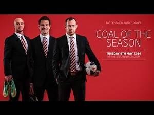 Stoke City Goal of the Season 2013/14