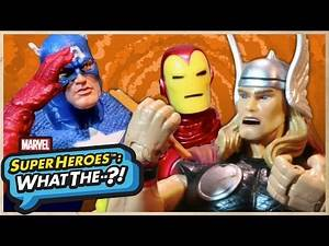 Marvel Super Heroes: What The--?! The Perfect Combination