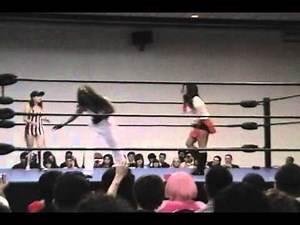 Santana Garrett vs. Leva - 6/18/10