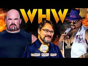 Tony Schiavone calls Prince Albert vs The Godfather