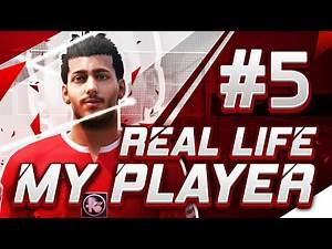 FIFA 16 Real Life My Player - WORST GLITCH IN THE HISTORY OF FIFA CAREER MODE! - Season 1 Episode 5