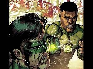 New Green Lantern Corps Story Details About Hal Jordan and John Stewart