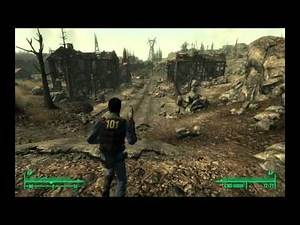 Fallout 3 with New Vegas animations test