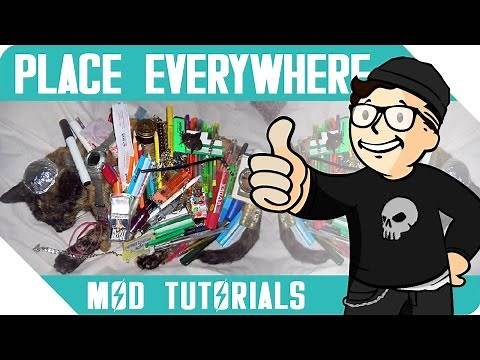 FO4 | PLACE EVERYWHERE | Mod Tutorial