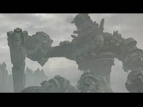 Shadow of the colossus : 3rd Colossus map Location