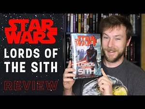 Star Wars: Lords of the Sith Book Review