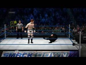 Sheamus vs. Seth Rollins (SD February Week 3, Year 1) WWE 2K14