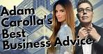 Adam Carolla's Common Person Map For Thriving In Business   Maria Menounos