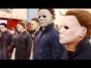 Halloween H40 Convention - Forty Year Anniversary Pasadena Event / HorrorHound Weekend Celebration