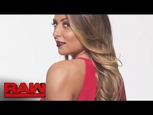 Emmalina is premiering soon: Raw, Oct. 3, 2016