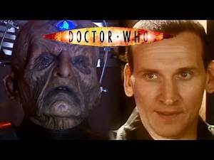 What If... Christopher Eccleston Was In Doctor Who Series 4's Journey's End... 🤔