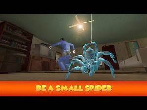 🕷🕸📲Spider Pet House Survival Simulator 3D-By Animals Wildlife Studio-Android