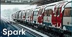 How Was The London Underground System Built?| Super Structures | Spark