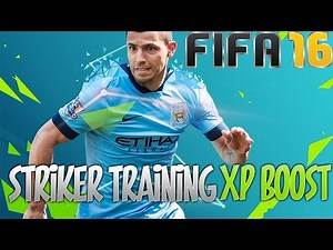 Striker Training XP Boost | FIFA 16 Career Mode