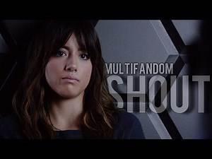 """Shout"", Multifandom."