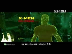 X-Men: Days of Future Past [Official Power Piece Clip - Colossus (HD 1080p)]