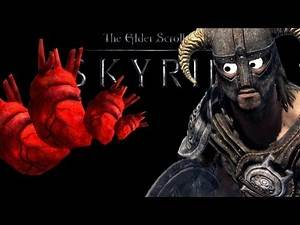 Skyrim Tricks - Unlimited Daedra Hearts