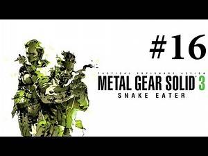 Metal Gear Solid 3: Snake Eater Walkthrough #16 - Prisoner of War