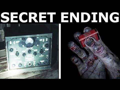 Blair Witch - Secret Bunker Ending - Find Out What Happened To Peter (Both Versions)