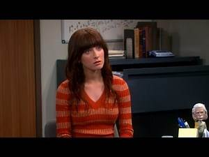 "Sheldon gives a talk to Alex (Margo Harshman) about ""eggs"" - The Big Bang Theory S06E12 [HD[ [CC]"