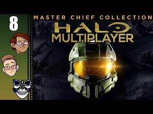 Let's Play Halo: The Master Chief Collection PC Multiplayer Part 8 - New Maps Scare Me