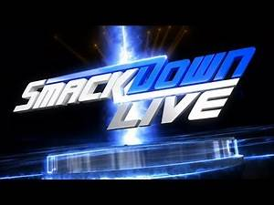 """WWE SmackDown Live May 2017 TV Show Intro Video feat. """"Take A Chance"""" Theme [HD]"""