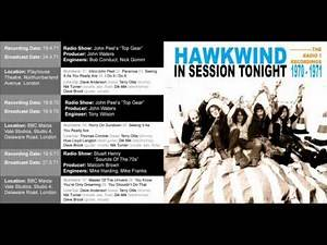 Hawkwind - BBC In Session (part 3) 19th May 1971