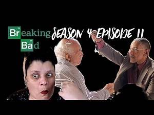 """Breaking Bad S4 E11 """"Crawl Space"""" - REACTION!!! (Part 1)"""