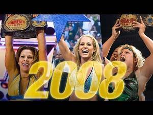 Everything That Happened in 2008 WWE Women's Division