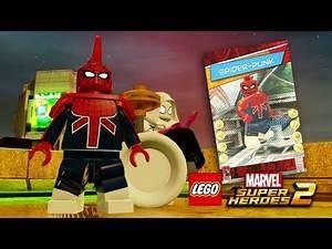 LEGO Marvel Superheroes 2 - Spider-Punk (Hobie Brown) Character Creation