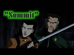 "Comic Uno Young Justice Invasion Season 2 Episode 19 ""Summit"" (Tv Review)"