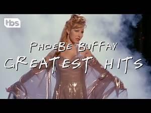 Friends: Phoebe's Greatest Hits - Mashup | TBS