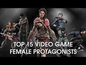 Top 15 Video Game Female Protagonist