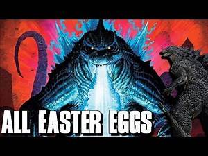 All Easter Eggs Explained - Godzilla Aftershock