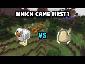The Answers to Lifes Biggest Questions... In Minecraft