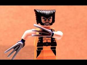 Lego The Wolverine