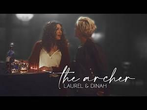 laurel & dinah | the archer [ 8x10]